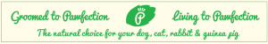 groomed to pawfection logo