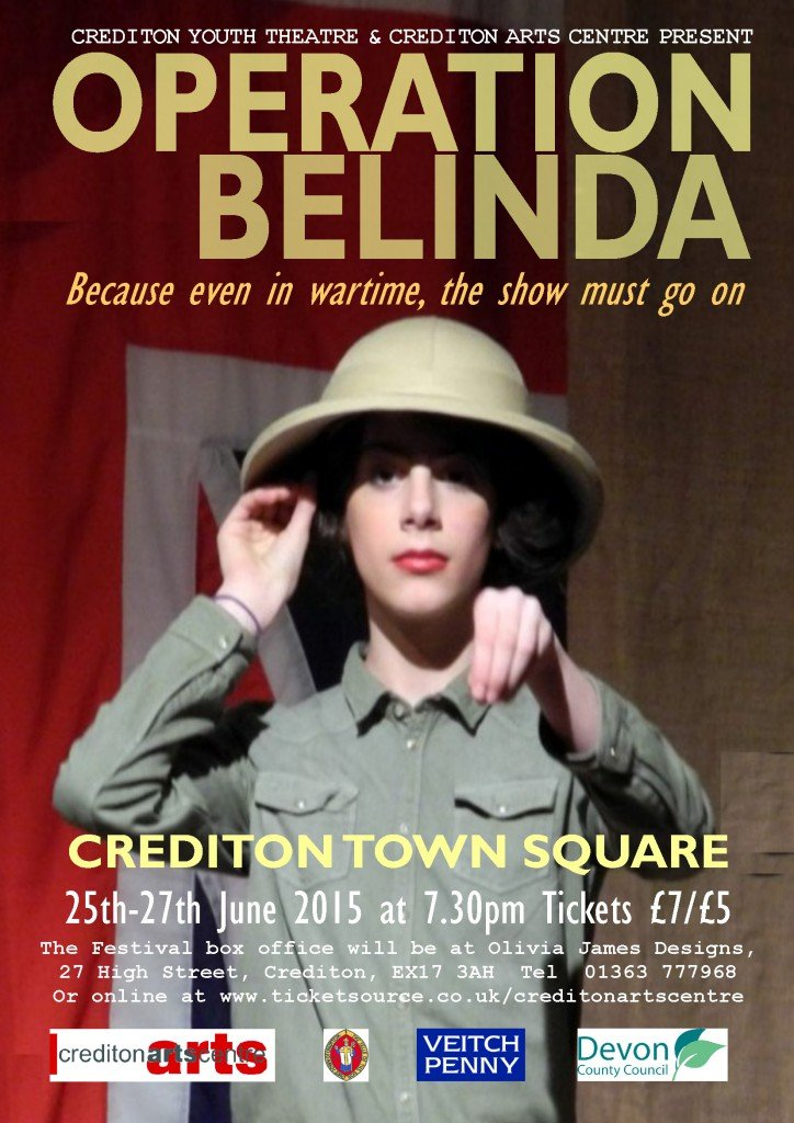 Operation Belinda flyer