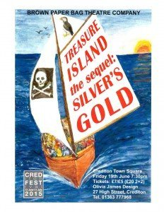 silvers gold poster