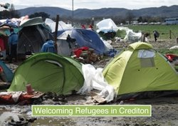 welcoming refugees picture